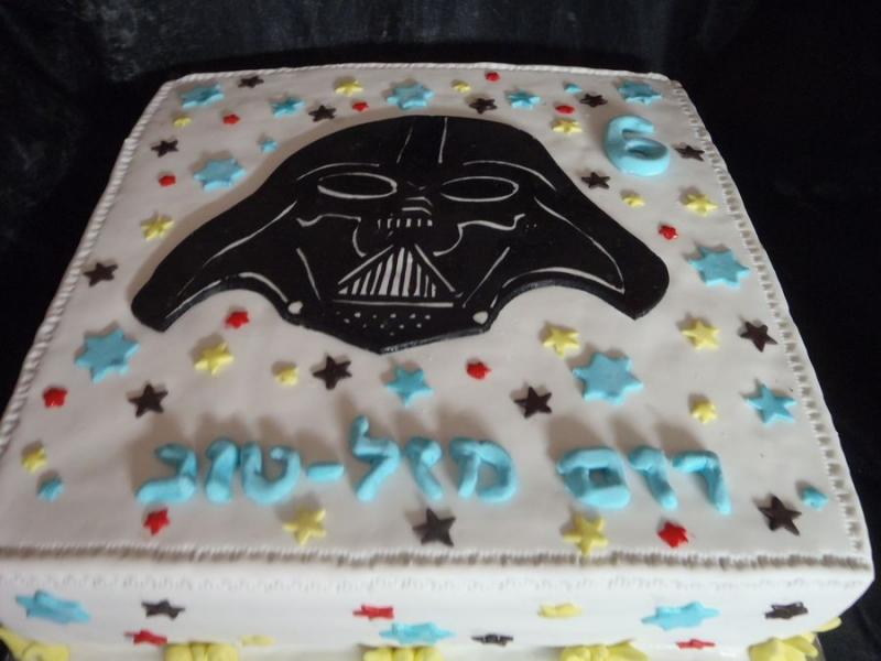דארד ווידר מלחמת  הכוכבים ליום הולדת בנים