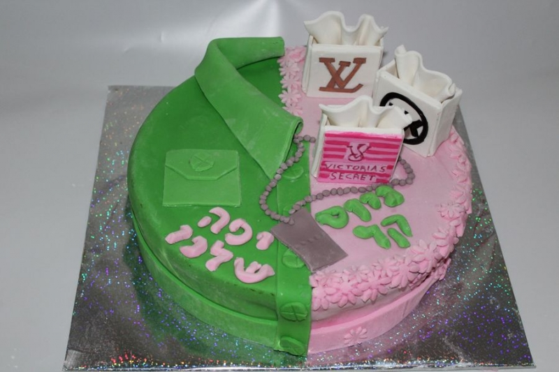 עוגה לגיוס חצי חצי ותיקי מותגים