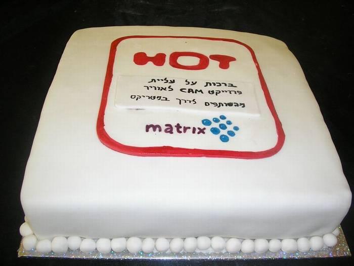 עוגה ל HOT