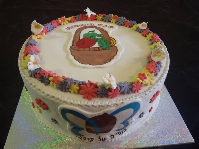 עוגה שבועות ל כנפיים של קרמבו