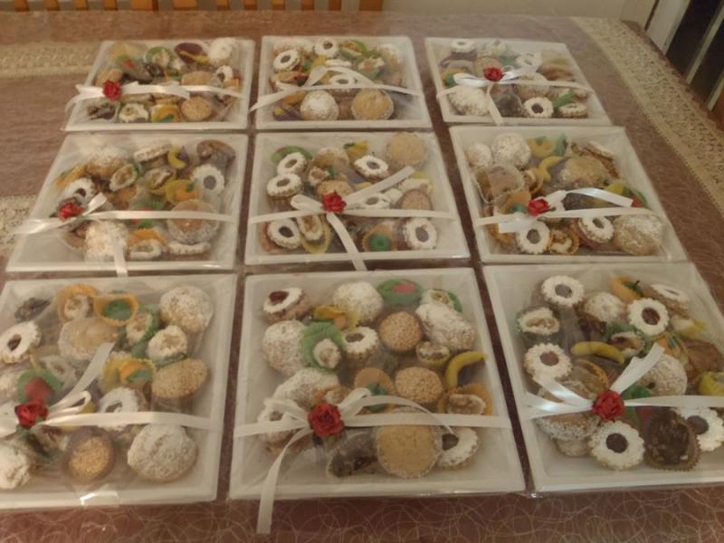 עוגיות לחינה