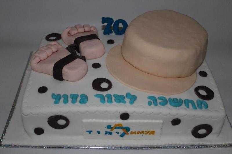 עוגת יום הולדת לחברה