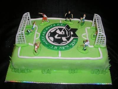 עוגת יום הולדת מכבי חיםה