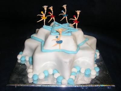 עוגת מגן דוויד קומותיים יום העצמאות